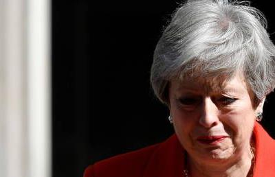 'No ill will but enormous and enduring gratitude': May breaks down after resignation address