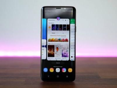 Early look at Android 9 Pie on Samsung Galaxy S9+ reveals a huge redesign