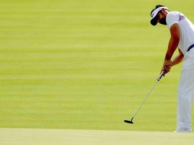 Hanson in 3-stroke lead after 2nd round of Czech Masters