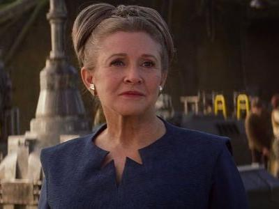 Star Wars 9 Is Doing The Right Thing With Leia