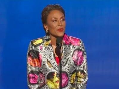 Robin Roberts Gives Emotional Speech After Winning 2019 Sager Strong Award: 'Make Your Mess Your Message'