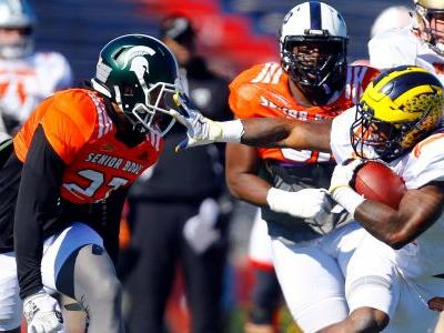 Senior Bowl 2019: How players with ties to state of Michigan fared