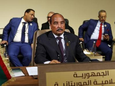 Mauritania votes as departing president respects term limits