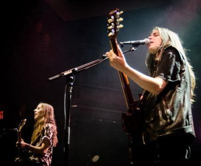Like pretty much every industry, music has a huge gender wage gap. Just ask Haim