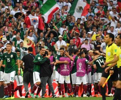 Mexico's soccer federation fined $10,000 for anti-gay chants vs. Germany
