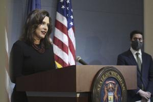 Whitmer lifts Michigan's stay-at-home order