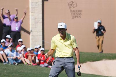 Kevin Chappell edges Brooks Koepka by 1 stroke to win Texas Open