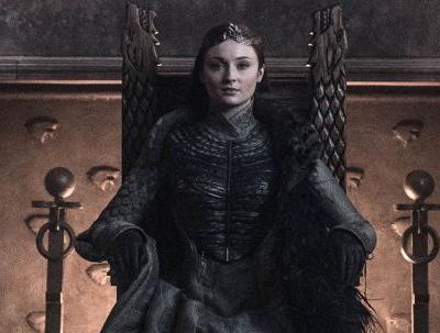 These Hidden Details In Sansa's 'Game Of Thrones' Finale Outfit Will Make You So Emotional