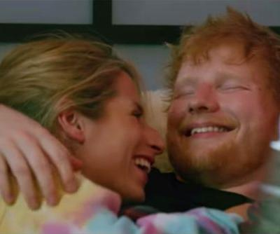 Ed Sheeran and wife Cherry Seaborn star in his new music video