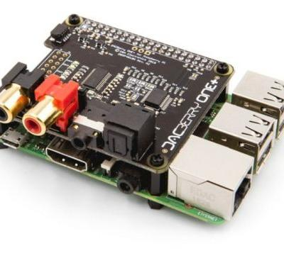 DACBerry ONE+ Raspberry Pi soundcard launches from €69