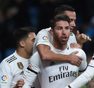 Real Madrid top Leganes to pick up first win of 2019