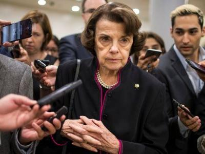 'I have never seen a nominee for any position behave in that manner': Sen. Dianne Feinstein slams Kavanaugh's 'aggressive' and 'belligerent' testimony