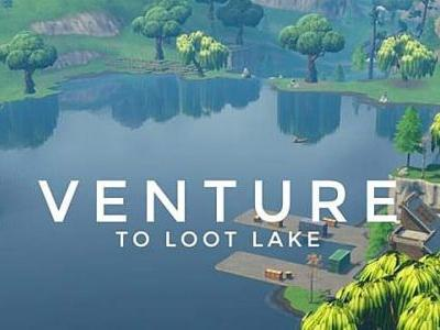 Fortnite Map Guide: Loot Lake Chest Locations