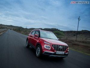 2020 Hyundai Venue Sub-4m SUV BS6 India Prices And Variants Revealed