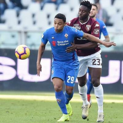 Fiorentina wins 2-0 at Torino to reach Italian Cup quarters