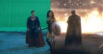 Justice League Visual Style Will Look Like Batman v