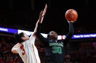No. 2 Baylor rolls past Iowa State 83-52