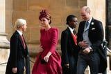 Who Needs Millennial Pink? Kate Middleton Makes Magenta the New Hot Color