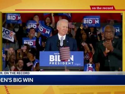 OTR: What Biden's big win in South Carolina means for 2020 race