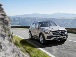 2019 Mercedes-Benz GLE Unveiled India Launch Next Year