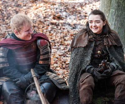 Ed Sheeran's 'Game Of Thrones' Character Met A Seriously Unfortunate Fate