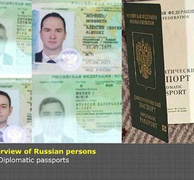 U.S. charges seven Russian intelligence officers with hacking as 'brazen' new accusations surface