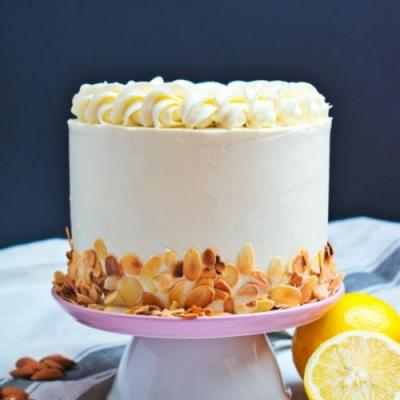 Almond & Lemon Cake