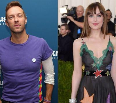 Dakota Johnson Spent Thanksgiving With Chris Martin and Broke Bread With Gwyneth Paltrow