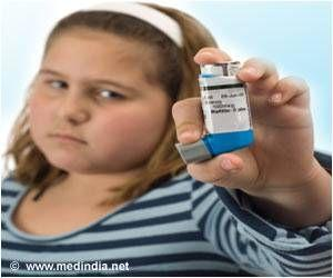 Asthma May Lead to Childhood Obesity Epidemic