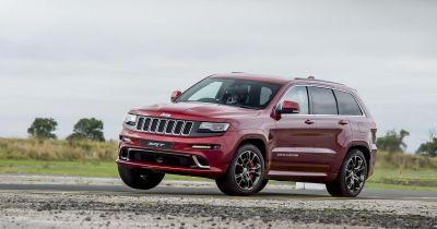 Jeep Is Bringing A Hellcat-Powered Grand Cherokee To The New York Auto Show