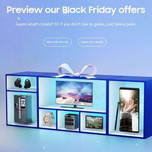 Samsung Black Friday 2018 deals: Galaxy Note 9, Galaxy Watch, and other devices will see price cuts