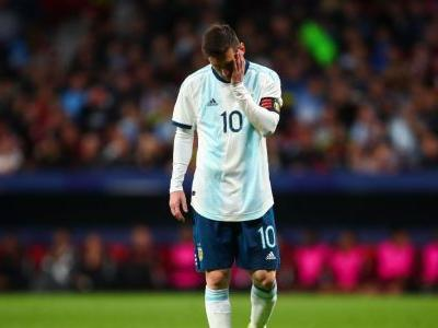 Messi's Argentina return again shows how deeply-rooted La Albiceleste's problems are