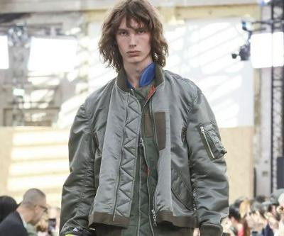 Backstage and Runway Imagery for Sacai's Layer-Heavy SS20 Collection