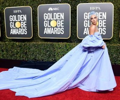 Lady Gaga's 2019 Golden Globes Look Pays Tribute to Judy Garland