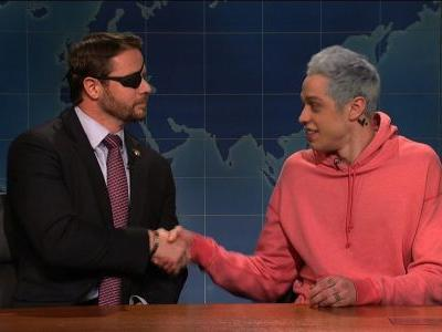 War hero Congressman-elect makes surprise SNL appearance, gets apology for controversial joke