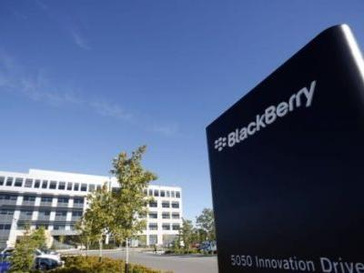 BlackBerry reports strong gain in Q2 net income