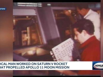 NH engineer reflects on contribution to Apollo 11 mission