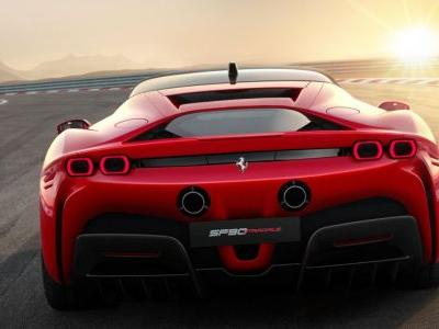 Official: Ferrari's First Fully Electric Car Will Be Here By 2025