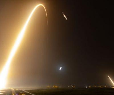 SpaceX just aced a critical Air Force test of its Falcon Heavy rocket