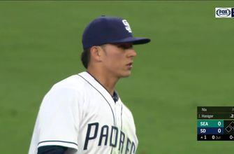 Nix's arm, Padres Defense Lead to Win