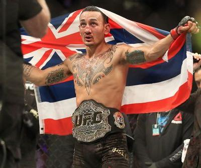 UFC champ Max Holloway praises 'King of Brazil' Jose Aldo after UFC Fortaleza