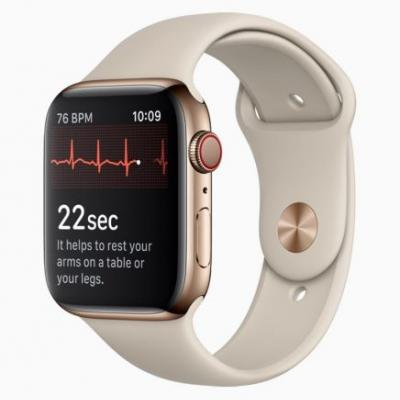 Apple Watch's ECG Feature Could Expand To More Countries Soon