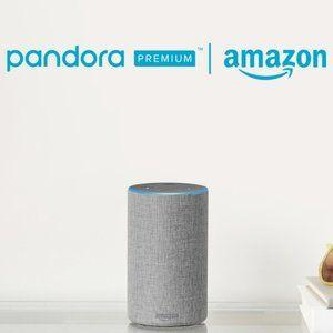 Amazon adds Pandora Premium to an already long list of Echo-supporting music services