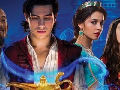 Aladdin Rides the Magic Carpet Past $1 Billion at the Box Office