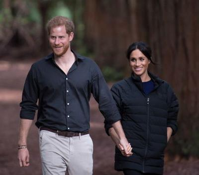 Uh, Prince Harry Is Losing His Hair - But Meghan Markle Still Thinks He's Hot