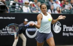 American Keys overpowers Wozniacki to wins Volvo Car Open
