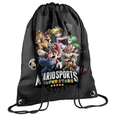 Mario Sports Superstars Gym Bag Offered by Nintendo UK Store As a Pre-order Bonus