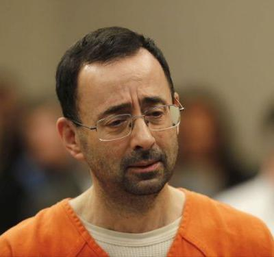 Michigan gymnast reportedly becomes first male victim to file lawsuit against Larry Nassar
