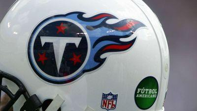 Titans guard Sebastian Tretola treated after getting 'grazed' by bullet