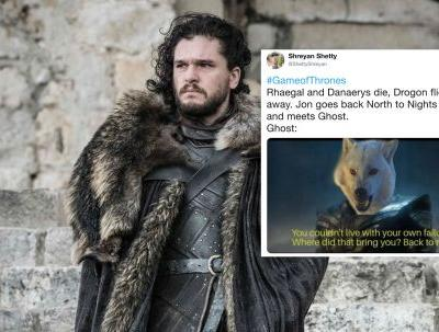 17 'Game Of Thrones' Finale Memes That Will Help You Laugh Through The Pain